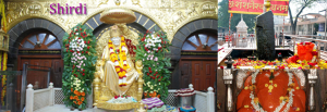 Cabs from Pune Airport to Shirdi