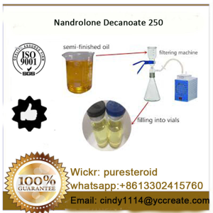 DECA 250 Muscle Enhance Steroid Nandrolone Decanoate 250mg/Ml