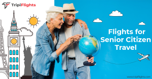 Cheap Flights For Seniors - Tripiflights