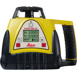 Leica Rugby 280DG Rotary Laser Level