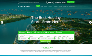 My Hub PRO Software for TRAVEL AGENCY, TOUR OPERATORS & LOCAL DMCs