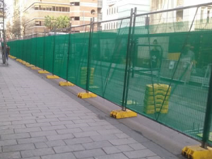 Temporary Fence Accessories