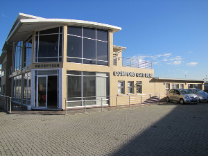 Cape Town Airport Office