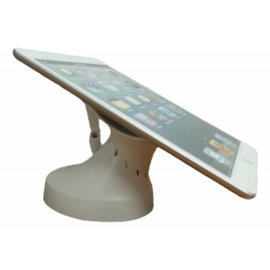 Table Top Tablet Stand with 4 Way Charging