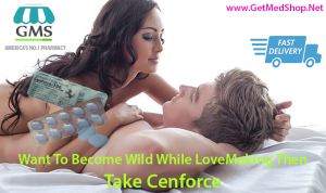 Have Cenforce For Performing Better During Lovemaking Sessions