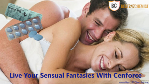 Get More Excitement In Your Intimate Sessions With Cenforce
