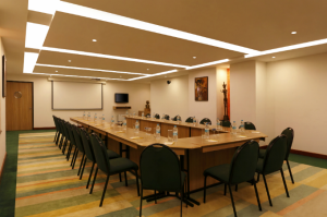 Lemon tree hotel Chennai meeting room