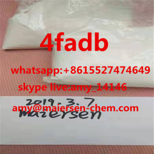 offer 4FADB 4FADB crystal powder 4FADB crystal china vendor