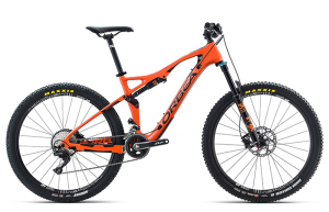 2017 Orbea Occam AM H30 Mountain Bike