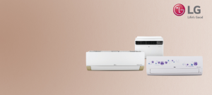 Buy LG Air Conditioners on No Cost EMI - Bajaj Finserv in India