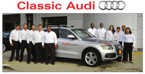certified pre-owned Audi, Westchester, New York