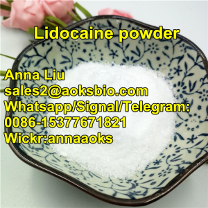 Buy cas 137-58-6,lidocaine,lidocaine powder,lidocaine,Whatsapp/Signal:0086-15377671821