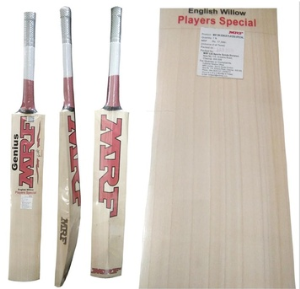 Genius player special English willow cricket bat