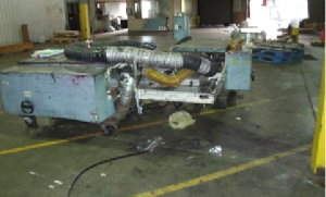 Industrial Equipment Removal and Recycling