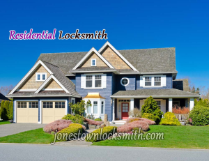 JONESTOWN RESIDENTIAL LOCKSMITH