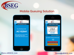 Mobile Queuing Solution