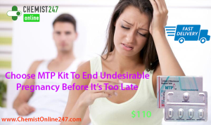 Use MTP Kit To Eliminate Unwanted Gestation