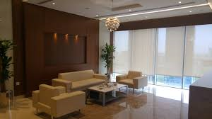 Corporate Interior Design Services Dubai