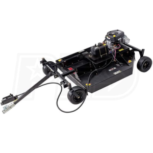 """Swisher (52"""") 17.5HP Rough Cut Tow-Behind Trail Cutter w/ Electric Start (CA-Carb Compliant Model)"""