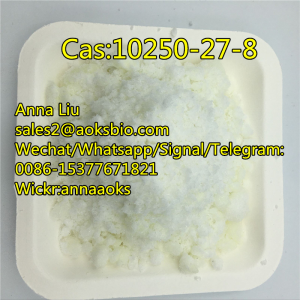Cas10250-27-8 supplier, 10250 27 8 powder price, 10250278 factory 10250-27-8 price,sales2@aoksbio.c