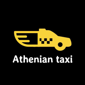 Athenian taxi-taxi in athens