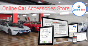Online Car Accessories Store Management by CustomSoft