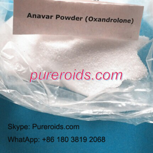 Oxandrolone Anavar Raw Powder China Supplier