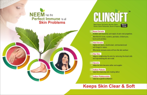 Clinsoft Neem Soap