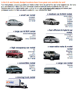 Budget car rental locations in las vegas nevada