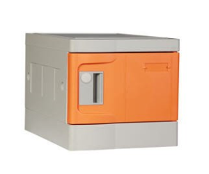 Engineering ABS Plastic Office Locker, Multiple Locking Options
