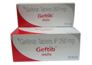 Glenmark Gefitinib Geftib 250mg Tablets Price India