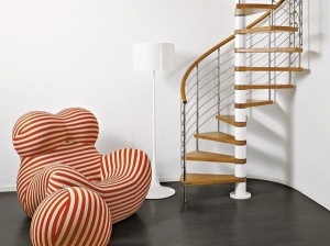 Stylish staircase for your home