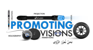 Marketing & multimedia service by V-Studio
