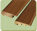 wooden laminate stircash profiels
