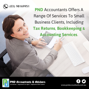 Tax agent in Melbourne