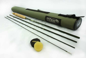 ST. CROIX LEGEND ELITE FLY ROD
