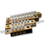 Single Pole Brass Neutral Links Manufacturer