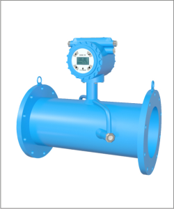Two Wire Inline Ultrasonic Flow Meter : ASIONIC™ - 100