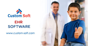 EHR Software Product by CustomSoft