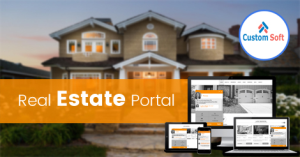 Real Estate Portal by CustomSoft