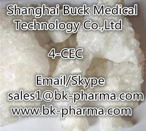 Shanghai Buck Medical High Purity 4-CEC sales1@bk-pharma.com