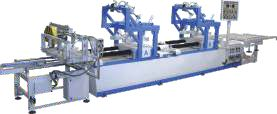 pultrusion equipment - Ashirvad Industries