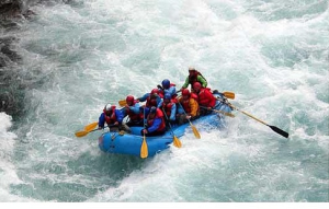 Best Packages For River Rafting in Rishikesh India