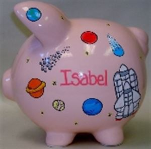 Space Piggy Banks