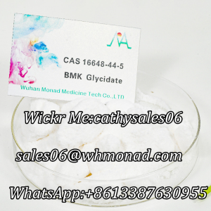 Buy bmk glycidate,16648-44-5, bmk powder reliable supplier