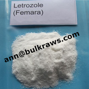 Letrozole Powder Anti-Estrogen Powder from ann@bulkraws.com