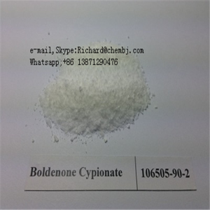 99% Purity Raw Steroid Powder Boldenone Cypionate for Bodybuilders