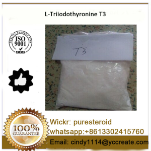 Effective Raw Steroids Powder L - Triiodothyronine T3 For Weight Loss
