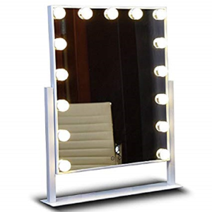 Led Bulbs Hollywood Vanity Makeup Mirror