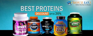 The Indian Hot Selling Whey Protein